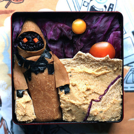 32 Creative and Interesting Bento Boxes   Bento Lunch Box   Scoop.it