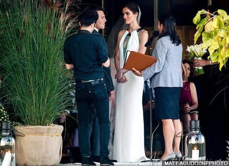 Hilary Rhoda Ties the Knot With Sean Avery | Hollywood Week | Scoop.it