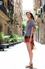 On the Street…..Close to MACBA, Barcelona   La Moda   Scoop.it
