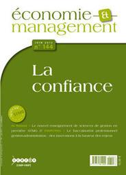 Les enjeux du programme de sciences de gestion en 1ère STMG | Sciences de Gestion - Présentation | Scoop.it