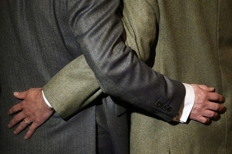How Older Brothers Influence Homosexuality | BLACKOUT UK | Scoop.it