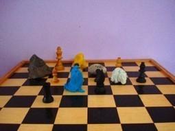De Filosofiejuf   Het kind, een schaakspel, homp klei of brok steen?   Kinderen en interactieve media   Scoop.it