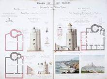Le phare du cap Fréhel - L'Histoire par l'image | Voyages et Gastronomie depuis la Bretagne vers d'autres terroirs | Scoop.it