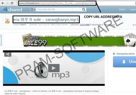 2 Cara Download File Di 4shared Tanpa Login atau Registrasi dan Tanpa Menunggu - Pram Software | Tutorial | Scoop.it