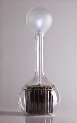 A lâmpada que só precisa de água para dar luz   Eco   Scoop.it