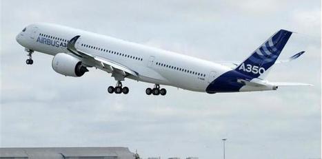 2004-2013, la palpitante histoire de l'Airbus A350 XWB !   Emploi, Travail et Réseaux Sociaux   Scoop.it