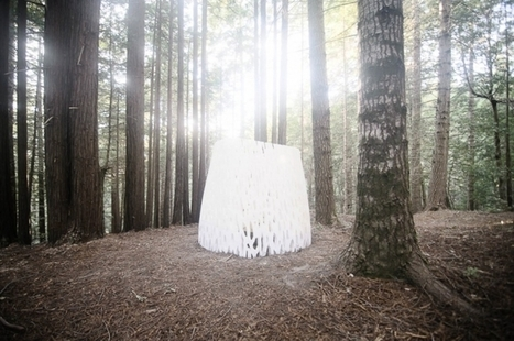 The World's Largest 3D Printed Art Installation | Art History & Literary Studies | Scoop.it