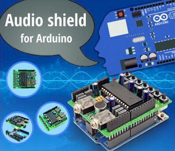 A Voice Shield for Arduino – Give Voice to your Ideas! | Arduino progz | Scoop.it
