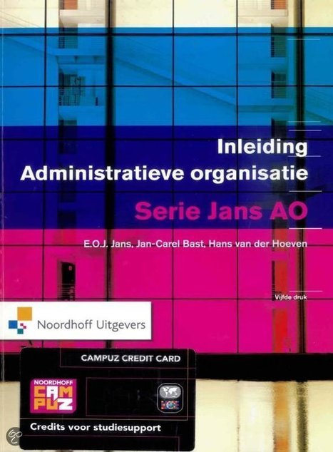 Inleiding administratieve organisatie   Aanwinsten Economie   Scoop.it