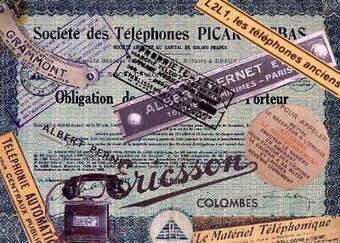 Les téléphones anciens, L2L1 | the phone history 3°3 | Scoop.it