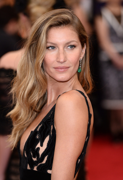 How To Get Hair Like Gisele - Styelist CA | Moroccanoil Treatment | Scoop.it