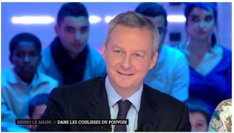Bruno Le Maire promet une scène de sexe dans son prochain livre - Nouvelles de France Portail libéral-conservateur | put.it put.it mix.it shake.it | Scoop.it