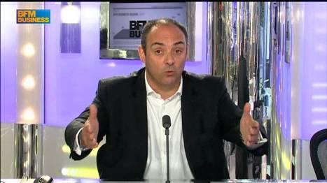 """Delamarche: """"On a imprimé 1000 milliards de dollars en 2013"""" (30/07)   Toute l'actus   Scoop.it"""