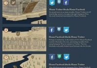 Infographic: Social media platforms explained in Game of Thrones style by HootSuite | social musings | Scoop.it