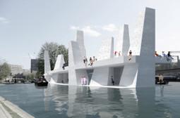 Un cabinet d'architecture belge imagine des SANCTUAIRES laïques pour lutter contre le stress urbain   Lumières de la Ville   Now&Then   Scoop.it