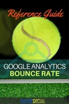 Google Analytics Bounce Rate Reference Guide | Razorsocial | Scoop.it