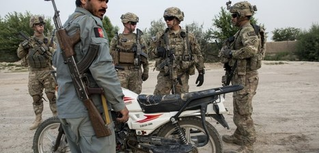 Defense Department Investigating Reports of Child Abuse in Afghanistan   Upsetment   Scoop.it