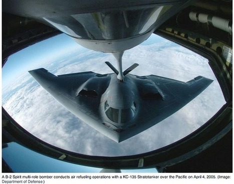 WAR WITH RUSSIA: Two U.S. stealth bombers head to Europe | News | Scoop.it