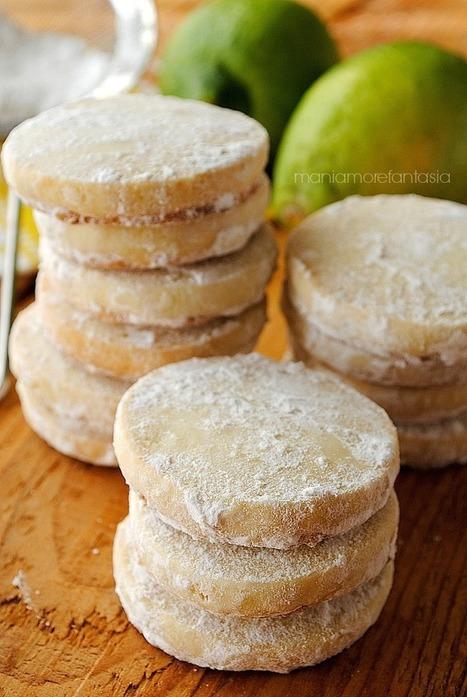 Biscotti al limone senza uova, ricetta lemon meltaways | Alimentazione Naturale, EcoRicette Veg e Vegan | Scoop.it