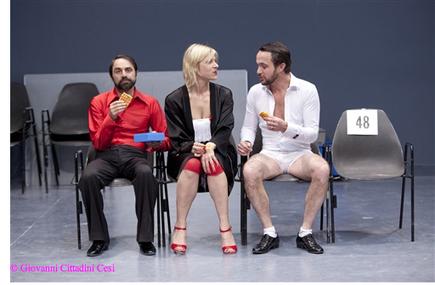 Les Guêpes  d'Ivan Viripaev, par le collectif Ildi ! Eldi | Revue de presse théâtre | Scoop.it