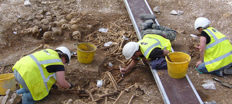 Dorset Viking age mass burial publication | Archaeology News | Scoop.it