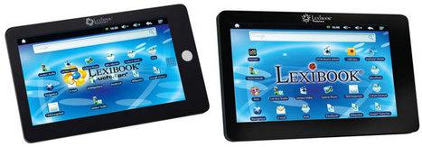 800 ebooks offerts avec les tablettes pour enfants Lexibook | EBOOKS | Scoop.it