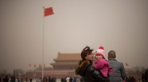 Genome Sequencing Identifies 1,300 Microbe Species In Beijing Smog | Amazing Science | Scoop.it