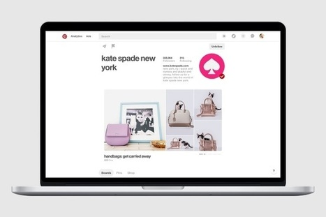 New Look for Pinterest Business Profiles | Pinterest | Scoop.it