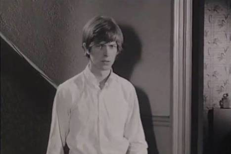 Watch David Bowie's Rarely Seen First Movie | Living-in-London Today | Scoop.it