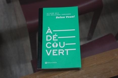 lafourchette sort un guide papier pour les terrasses parisiennes   Revue de Presse France - lafourchette   Scoop.it