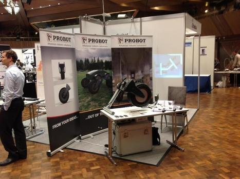 Probot Ltd - Mobility | Robotics Frontiers | Scoop.it