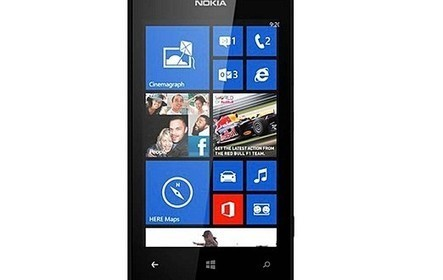 ~ Nokia Lumia 520 Black at Rs. 8,000 ~ 24% off | Daily Deal & Coupons: MagicDeal.in | Scoop.it