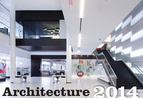 Year in Architecture 2014: Commons Sense | Libraries of the Future | Scoop.it