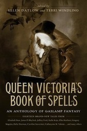 The Gaslamp Fantastic: Queen Victoria's Book of Spells edited by ...   Just Put Some Gears on It   Scoop.it
