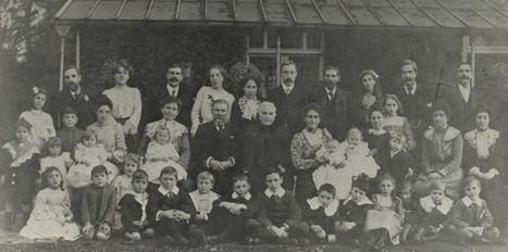 Et une famille anglaise enregistra l?esprit de Noël en 1902 | Théo, Zoé, Léo et les autres... | Scoop.it