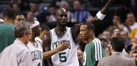 Garnett atinge 25 mil pontos na carreira e ajuda Celtics a atropelar os Lakers em clássico | esportes | Scoop.it
