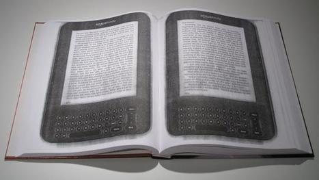L'uomo che salva i libri fotocopiando gli ebook | Ebook, editoria digitale, digital and electronic publishing | Scoop.it
