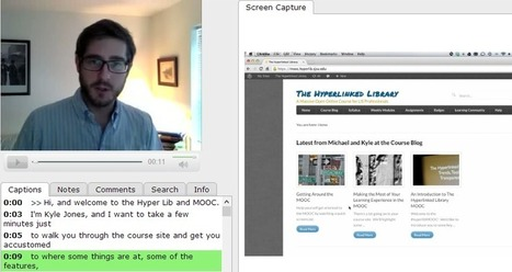 Reflections on the Hyperlinked Library MOOC | Personal [e-]Learning Environments | Scoop.it