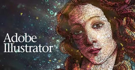 The Story of Adobe Illustrator | Vectors | Scoop.it