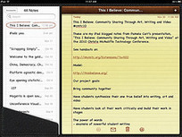 Moving at the Speed of Creativity - iPad Blogging with Posterous #cmtc10 #edapp | mLearning in Education | Scoop.it