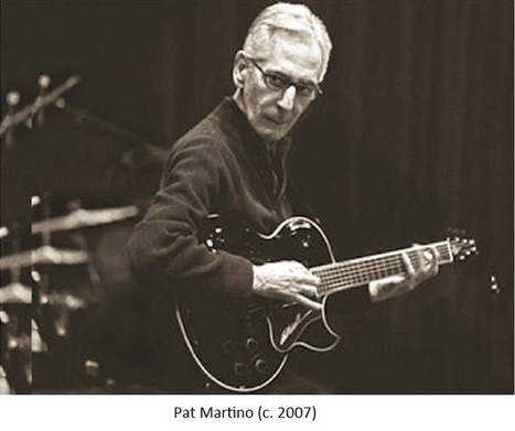 Jazz Guitar After Brain Damage | ExpDiM | Scoop.it