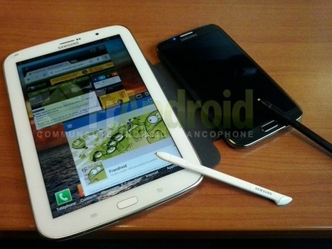 Samsung Galaxy Note 8'e ait yeni görüntüler ortaya çıktı | teknomoroNews | Scoop.it