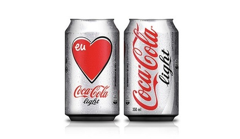 Coca-Cola Light Reintroduced In Brazil With A New Packaging Design | International CSD Market Insights | Scoop.it