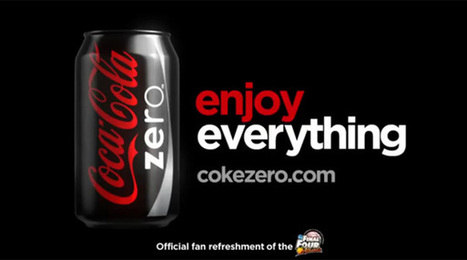 Coke Zero's new integrated marketing campaign celebrates guys being guys just in time for March Madness | Brand communication process with its consumers | Scoop.it