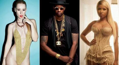 """2 Chainz Would Like To Make A XXX Flick With Iggy Azalea Or Nicki Minaj """"I Want To Put Out A Sex Tape In The Next 5 To 10 Years"""" - Sexy Balla 