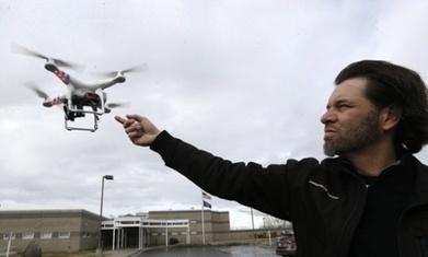 Drones set for $1bn market by 2018, predicts economist | LeWeb Trends | Scoop.it
