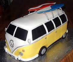 Combi Van Cake | Anything, mainly re-scooped things from friends | Scoop.it