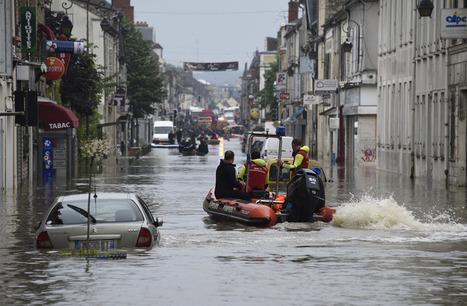 Les inondations auraient fait plus d'un milliard d'euros de dégâts | J'écris mon premier roman | Scoop.it
