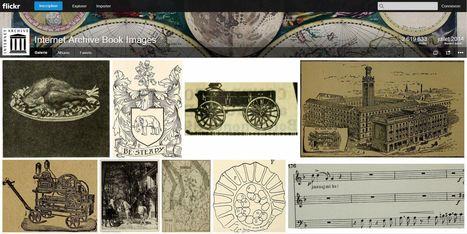 Des millions de photos historiques libres de droits disponibles sur Flickr | Ressources informatique et classe | Scoop.it