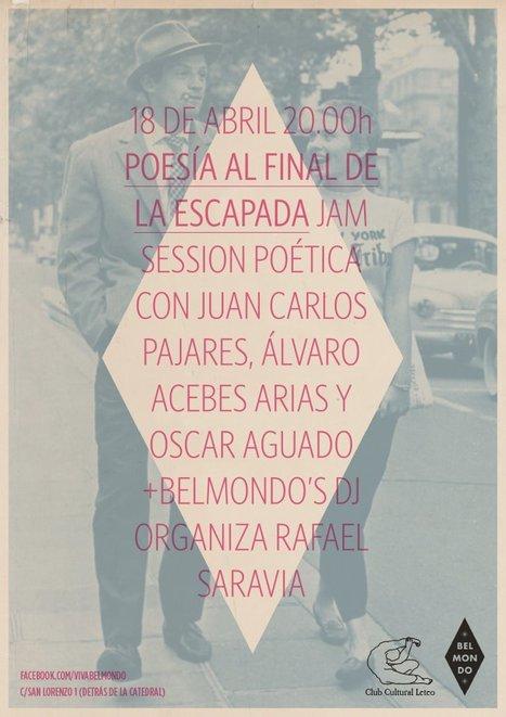 "BAR ""BELMONDO"", LEÓN, Miércoles, 18 de Abril, 20 h. | MARATÓN DE CITAS | Scoop.it"